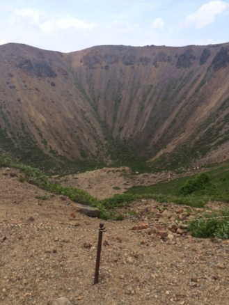 Bandai Crater