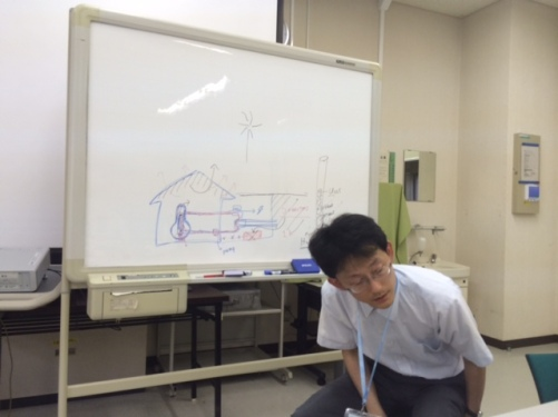 kumagai teaching