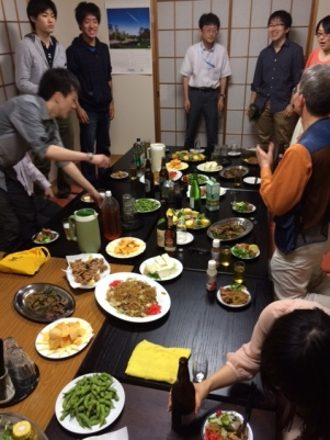 med student dinner