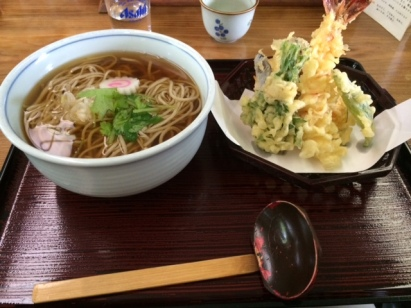 Soba meal